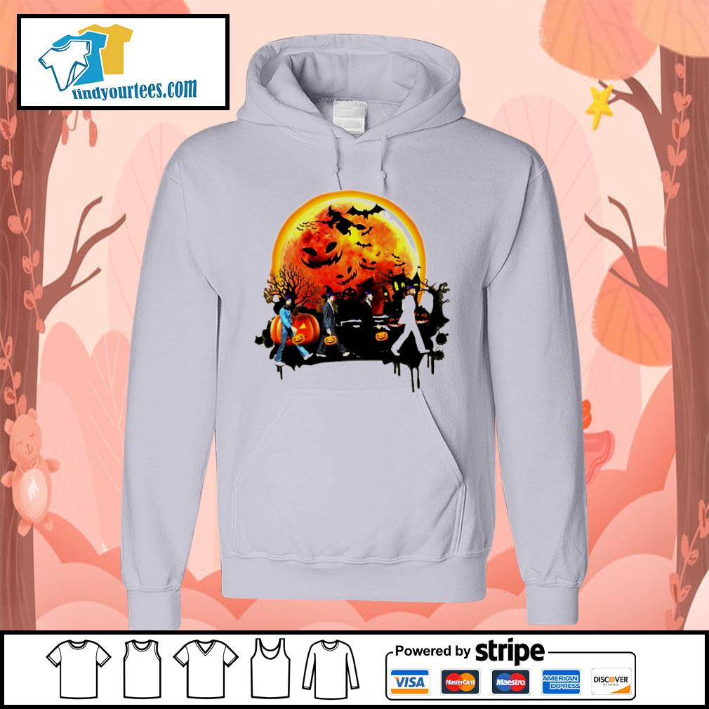The Beatles Halloween moon s Hoodie