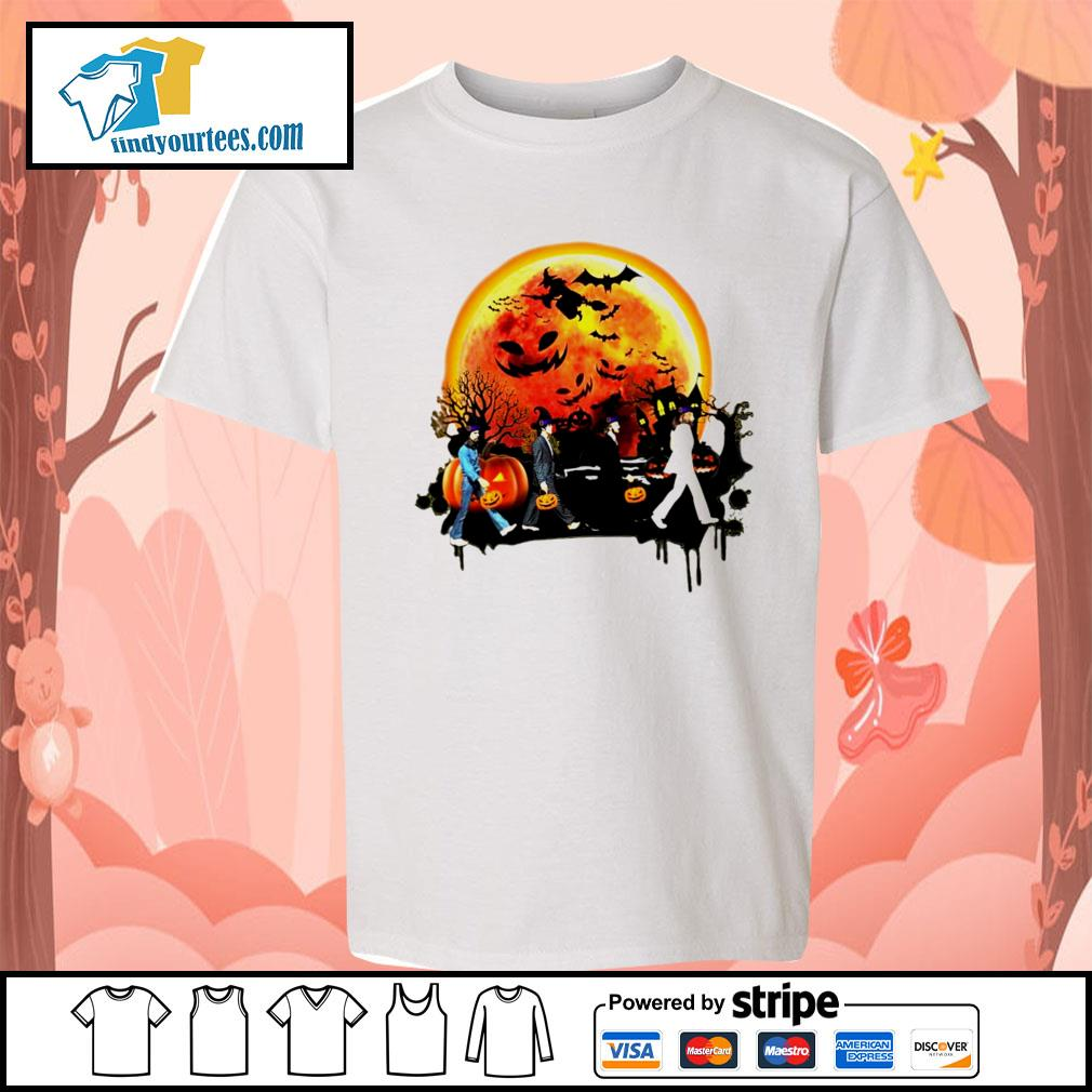 The Beatles Halloween moon s Kid-T-shirt