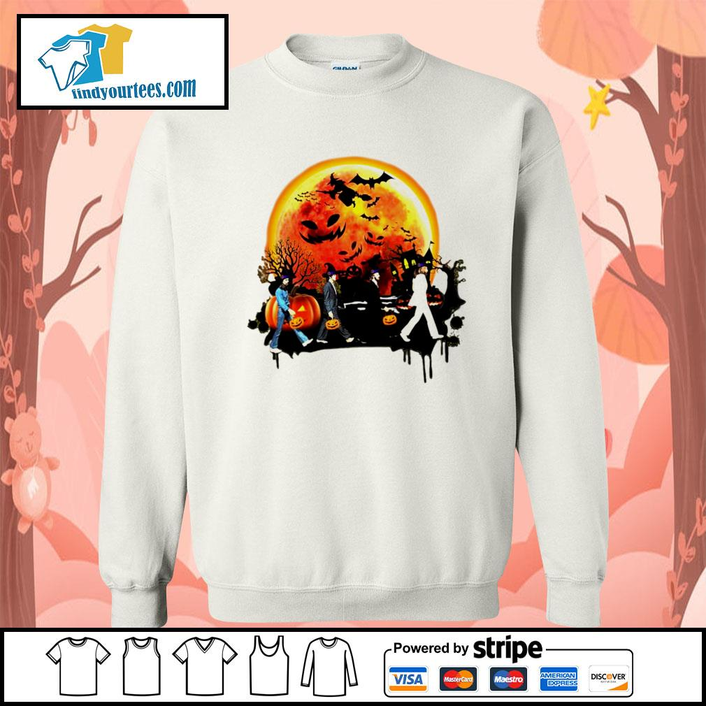 The Beatles Halloween moon s Sweater