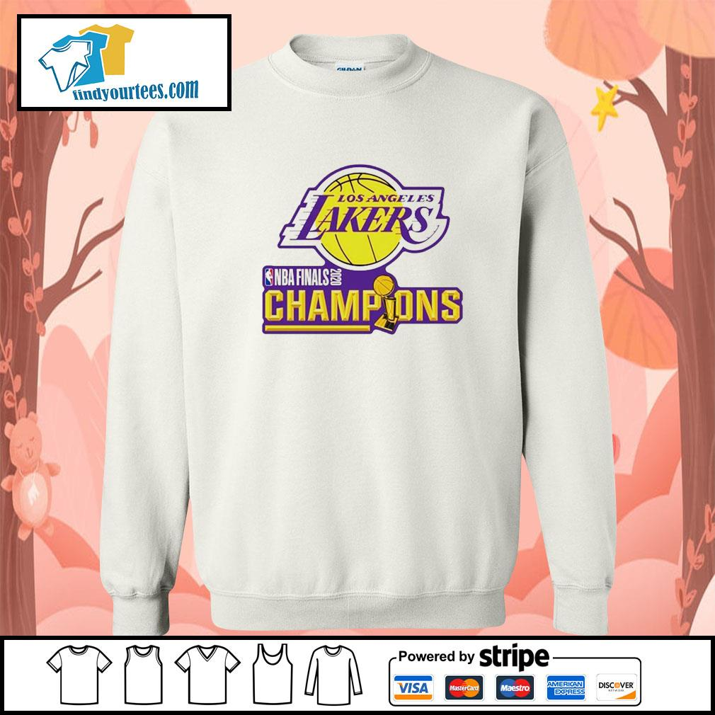 2020 Los Angeles Lakers Champions s Sweater
