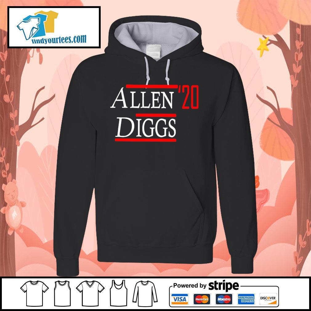 Allen Diggs 2020 s Hoodie
