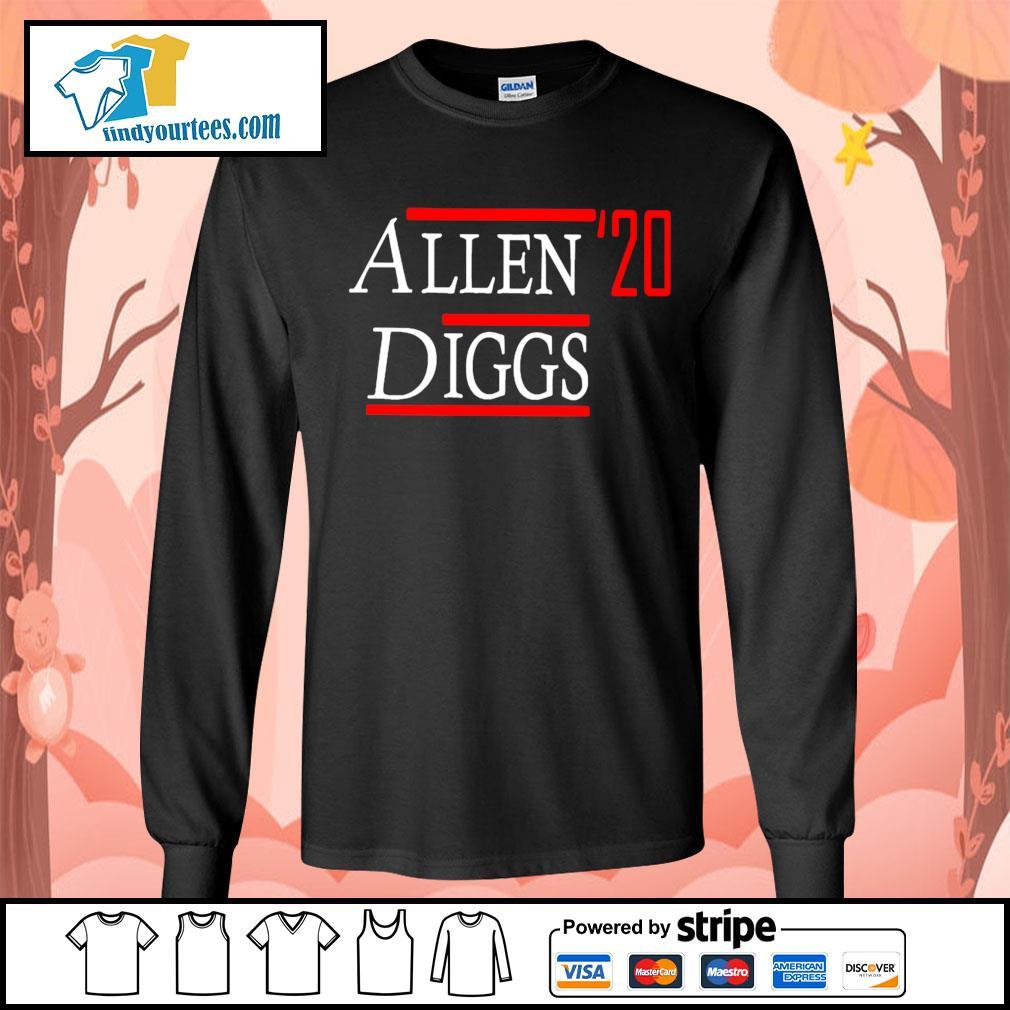 Allen Diggs 2020 s Long-Sleeves-Tee