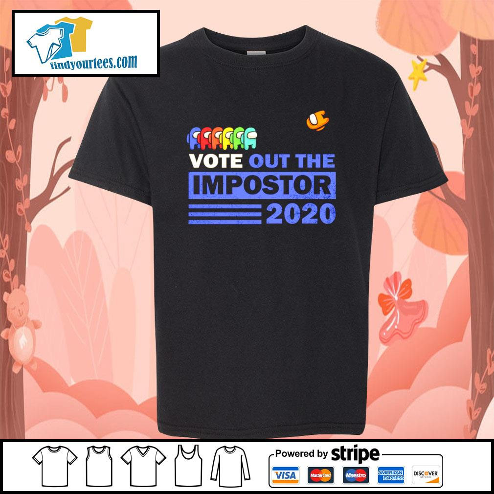 Among Us vote out the impostor 2020 s Kid-T-shirt