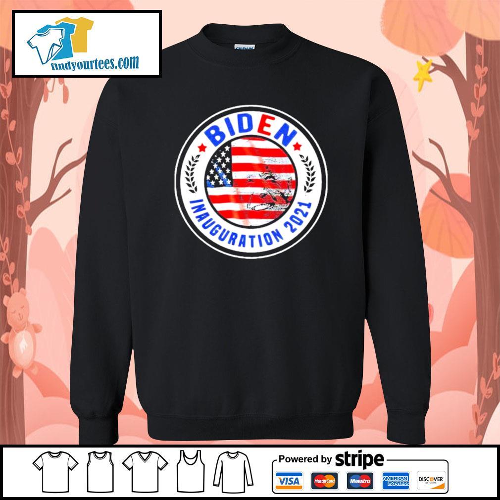 Biden Inauguration 2021 American flag s Sweater