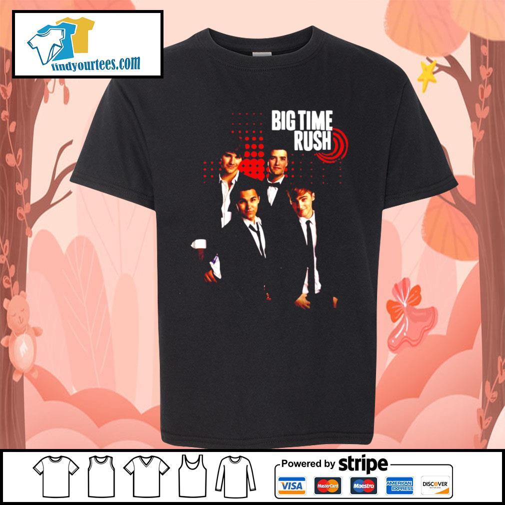 Big Time Rush s Kid-T-shirt