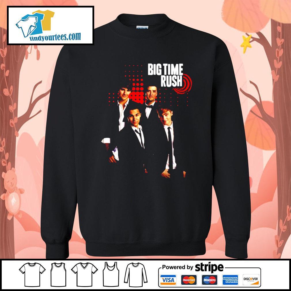 Big Time Rush s Sweater