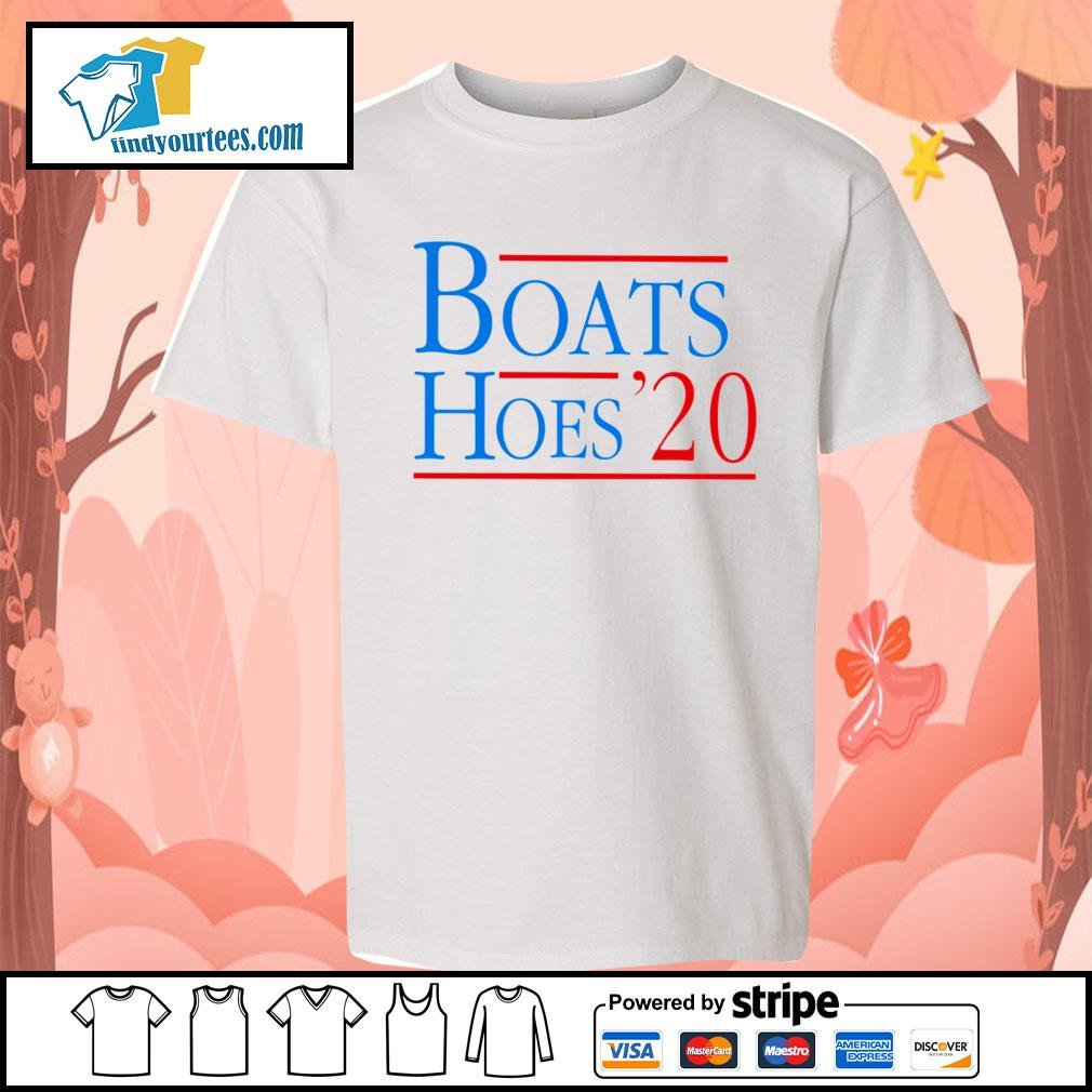 Boats and Hoes 2020 s Kid-T-shirt