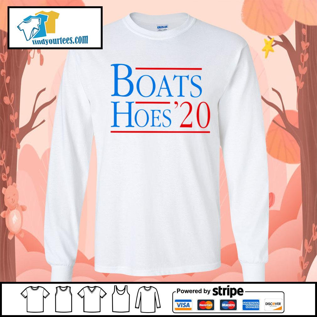 Boats and Hoes 2020 s Long-Sleeves-Tee