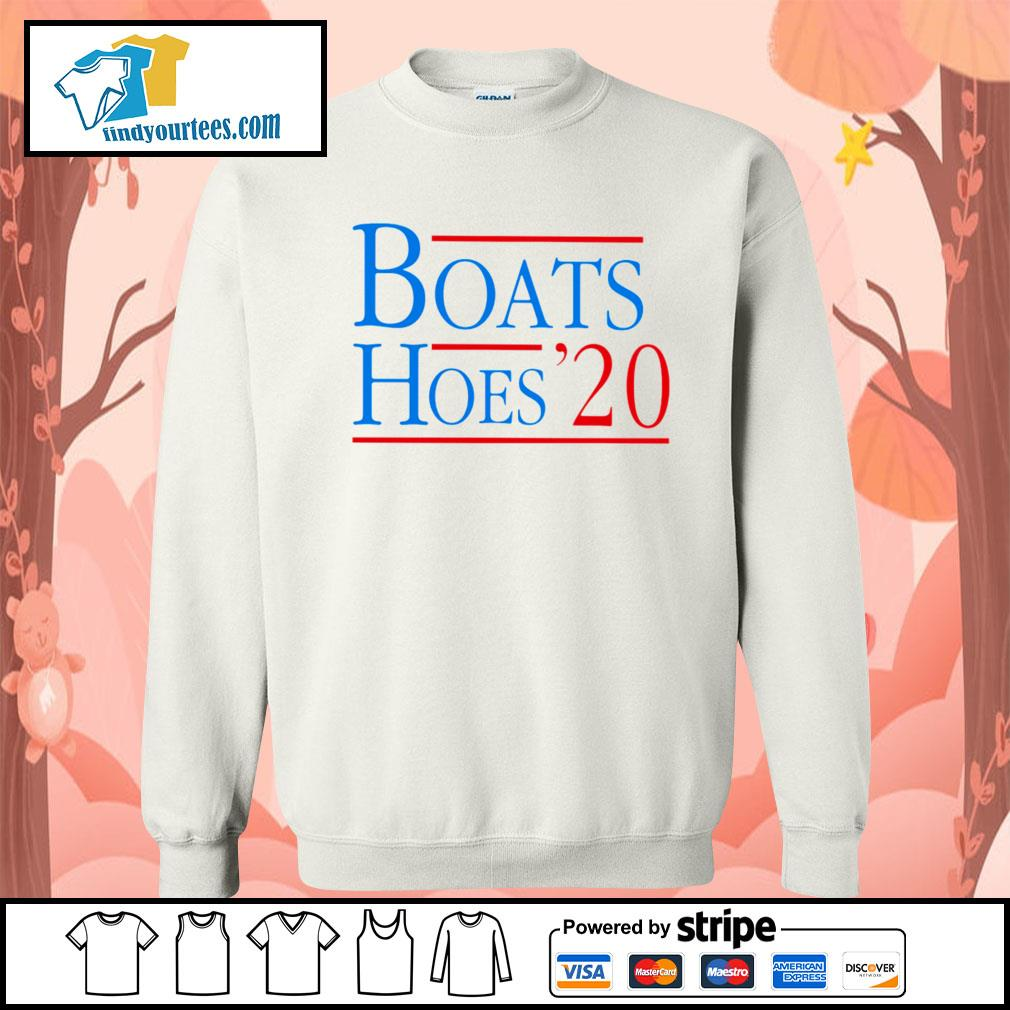Boats and Hoes 2020 s Sweater
