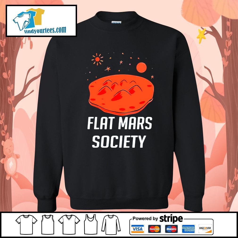 Flat mars society s Sweater