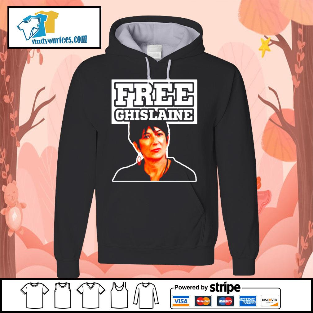 Free Ghislaine s Hoodie