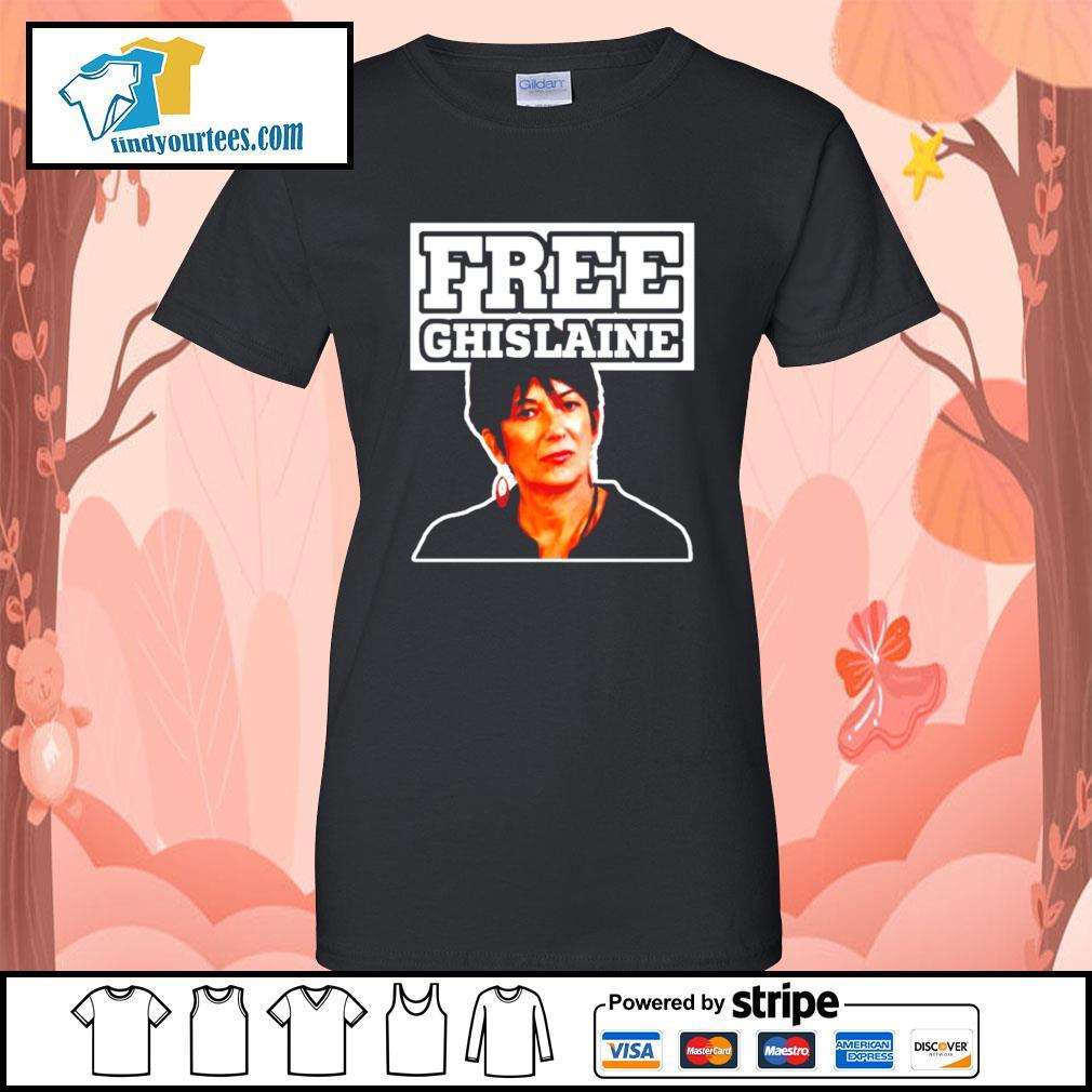 Free Ghislaine s Ladies-Tee