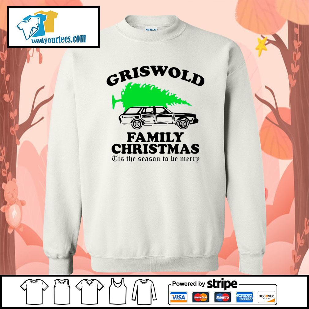 Griswold family Christmas Tis the season to be merry s Sweater