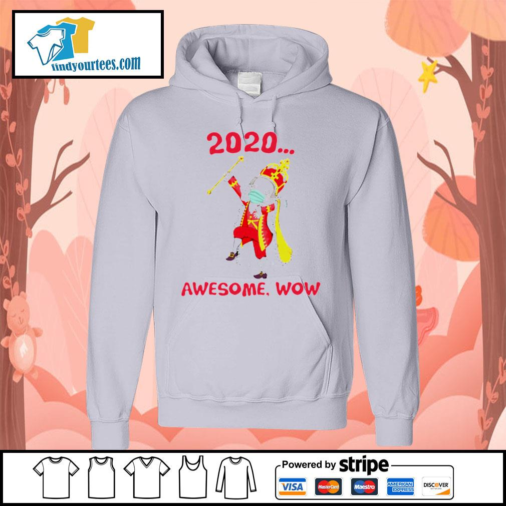 Hamilton George King 2020 awesome wow s Hoodie