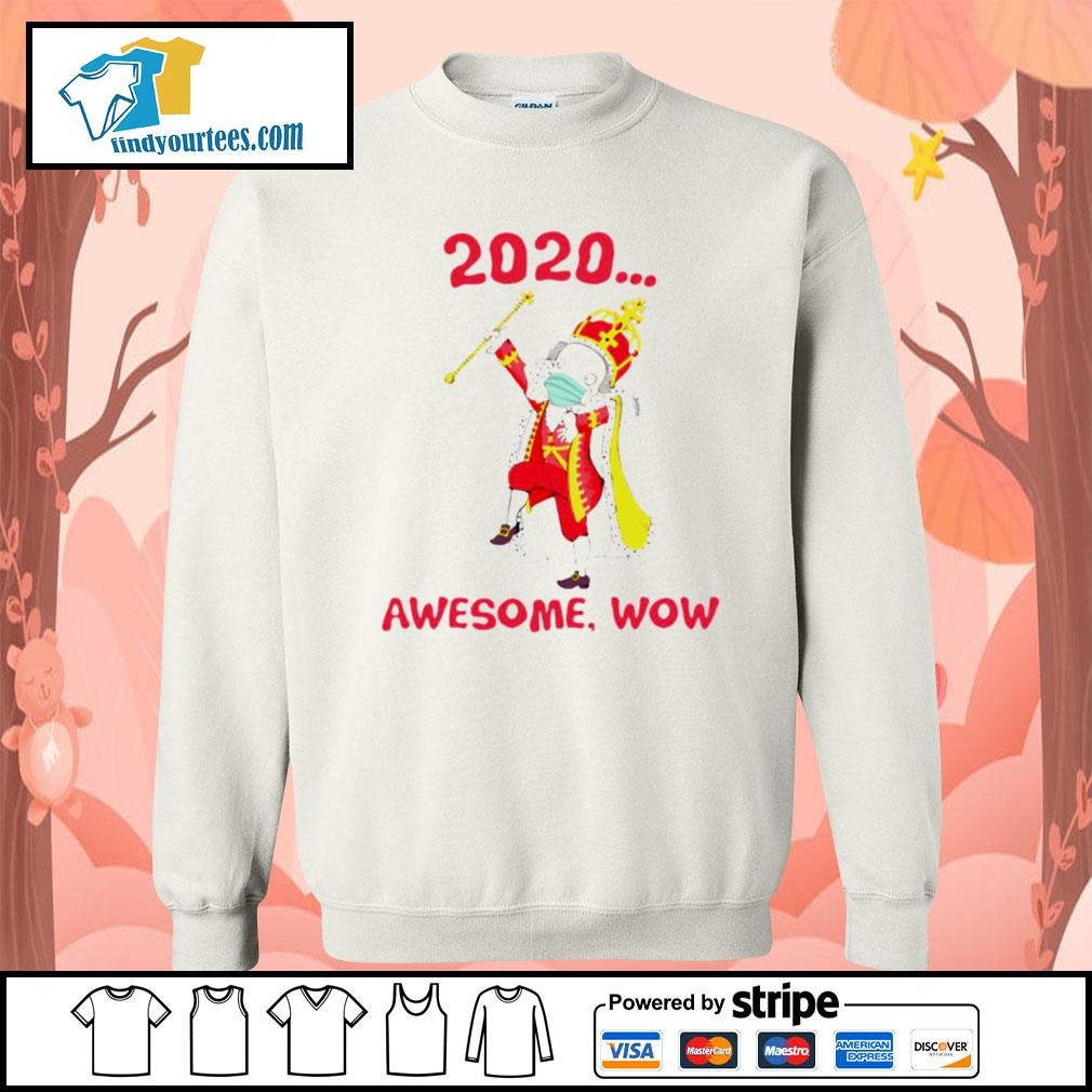 Hamilton George King 2020 awesome wow s Sweater
