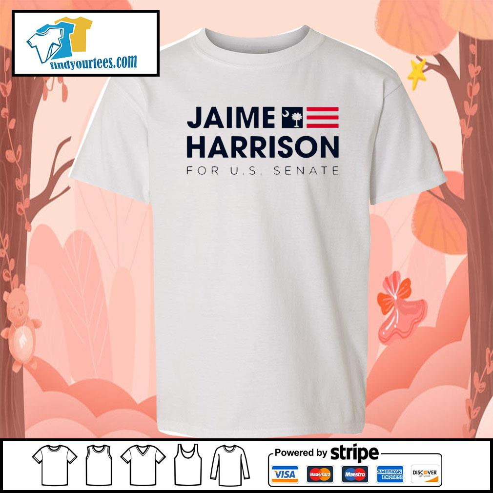 Jaime Harrison for us Senate s Kid-T-shirt