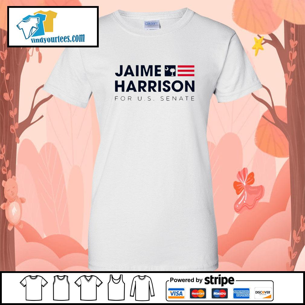 Jaime Harrison for us Senate s Ladies-Tee