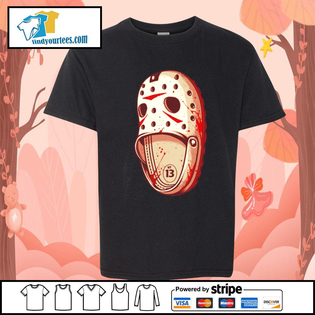 Jason Voorhees Crocs s Kid-T-shirt