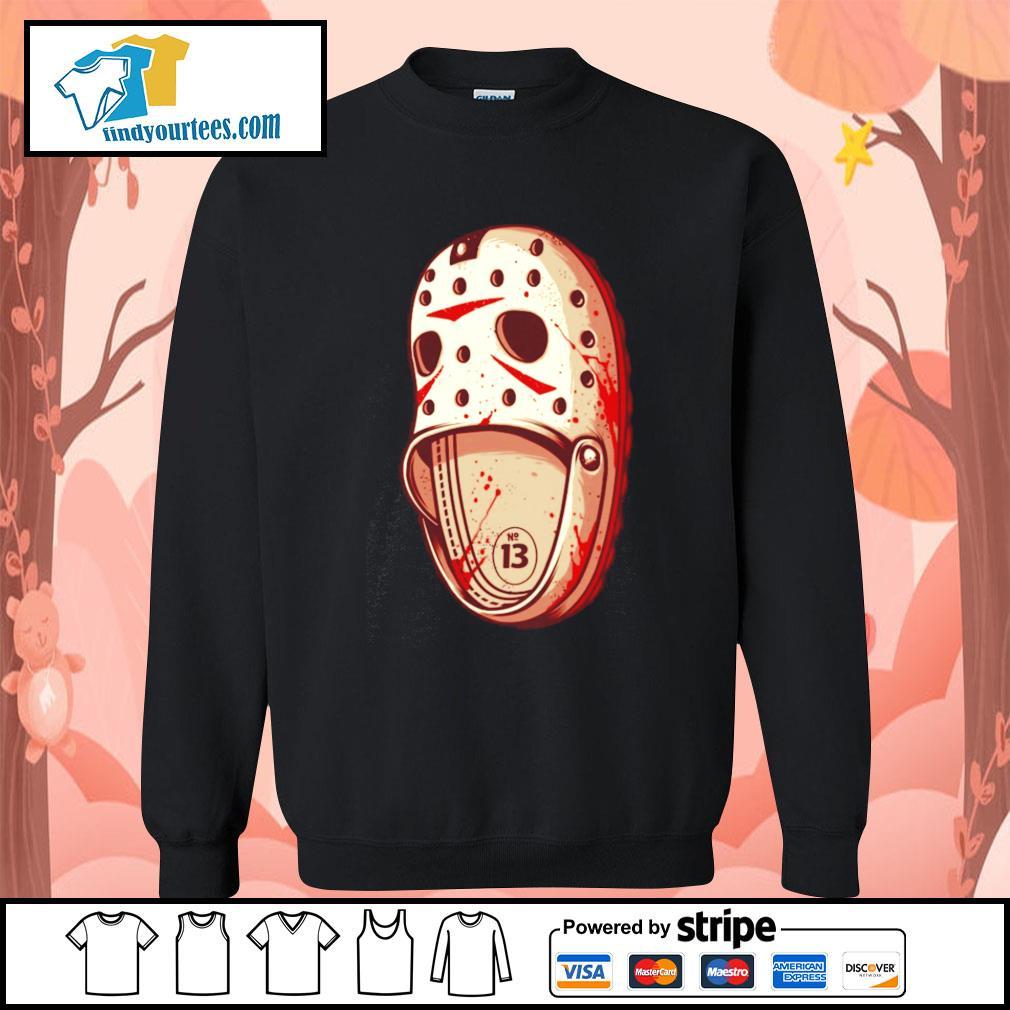 Jason Voorhees Crocs s Sweater