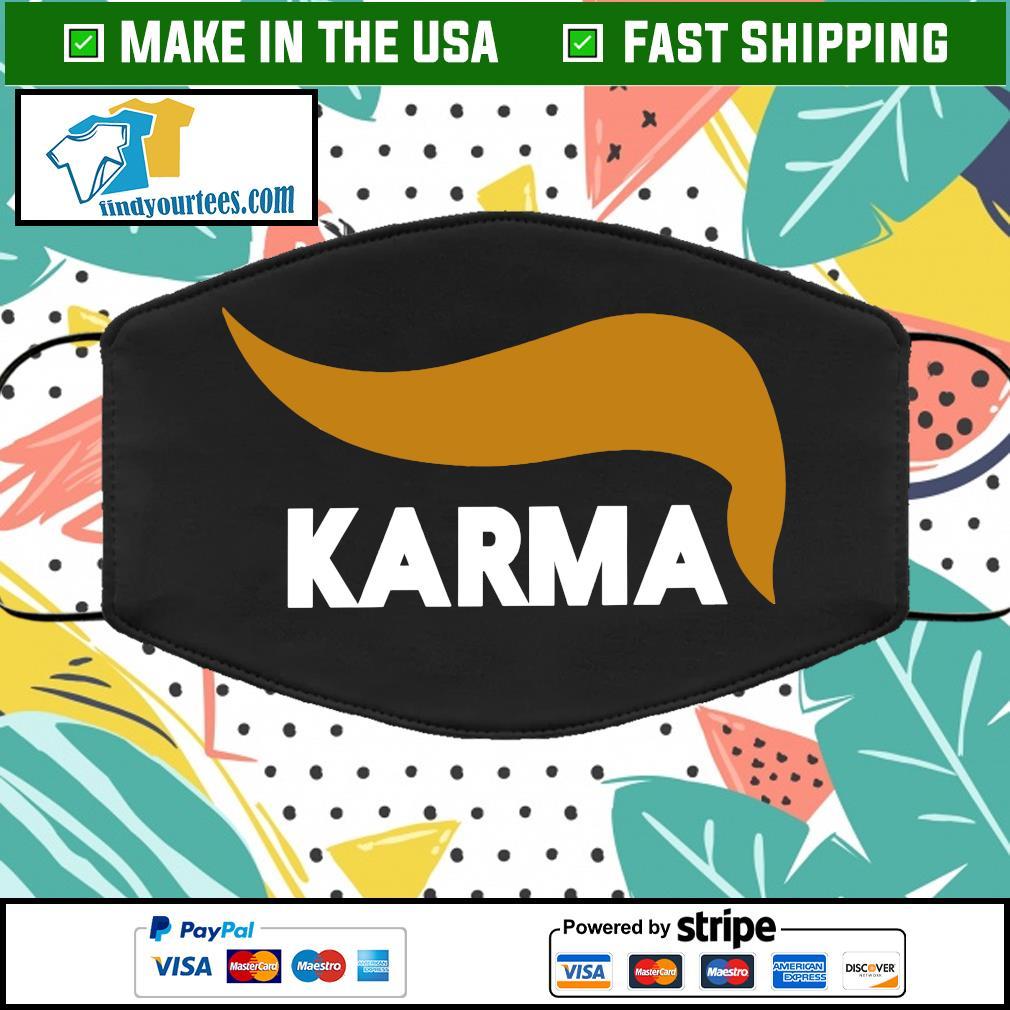KARMA Cloth Face Mask Washable