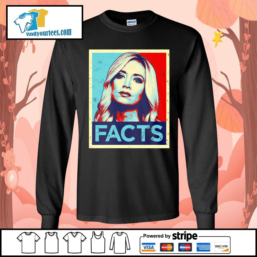 Kayleigh McEnany Facts vintage s Long-Sleeves-Tee