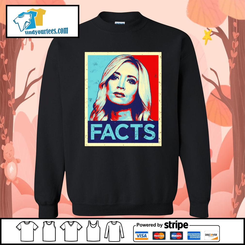 Kayleigh McEnany Facts vintage s Sweater