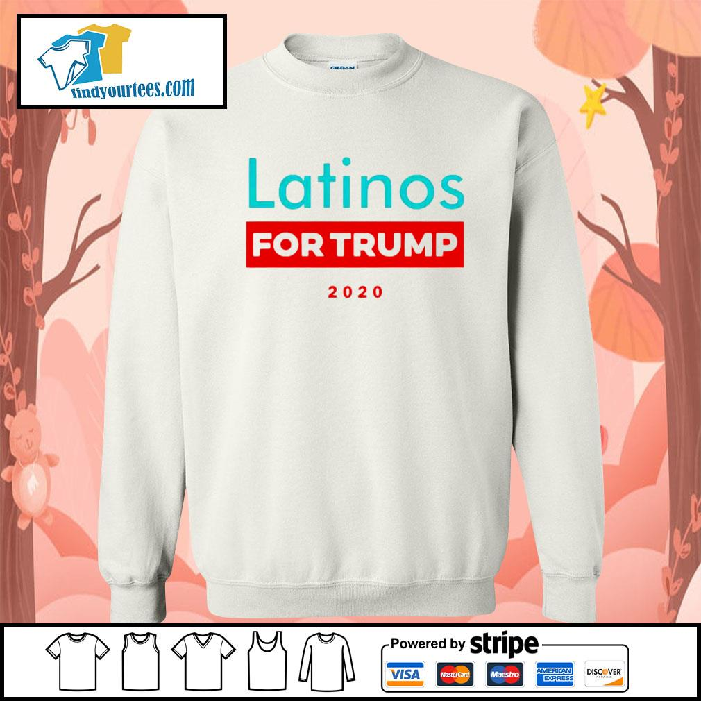 Latinos For Donald Trump s Sweater