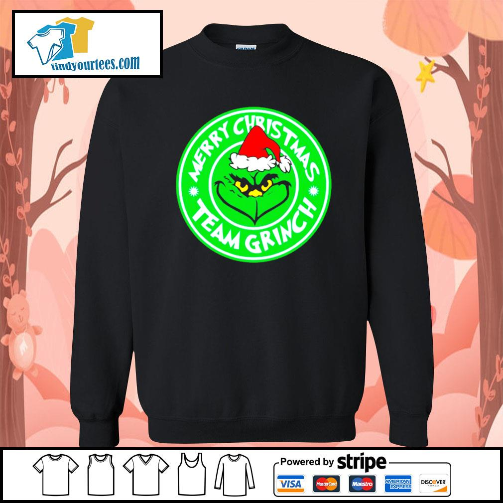Merry Christmas team Grinch s Sweater