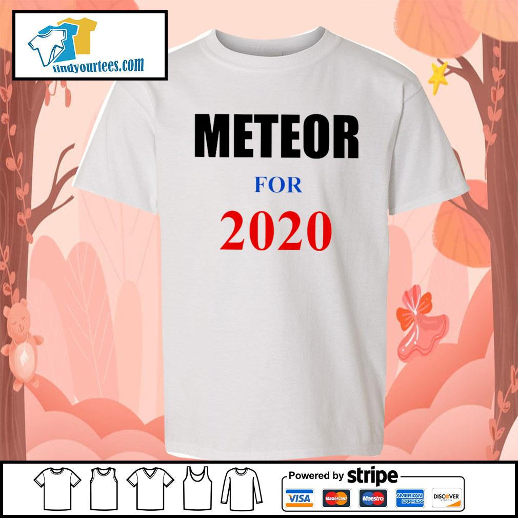 Meteor For 2020 s Kid-T-shirt