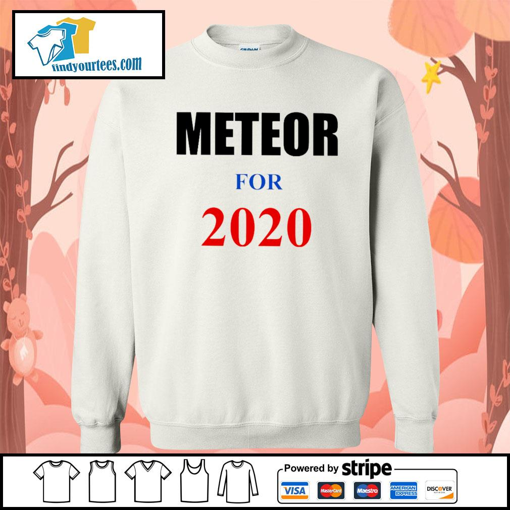 Meteor For 2020 s Sweater