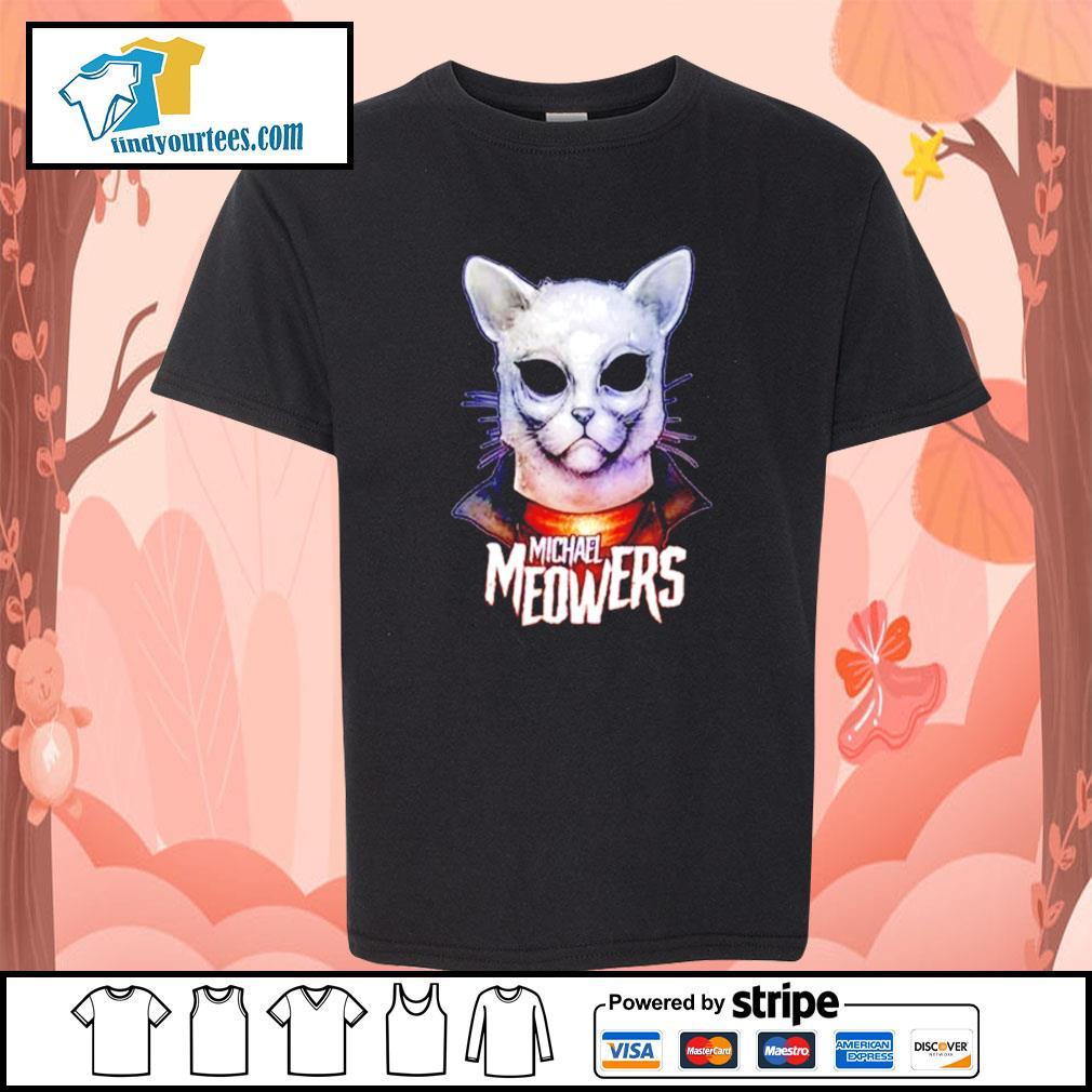 Michael Myers Michael Meowers s Kid-T-shirt
