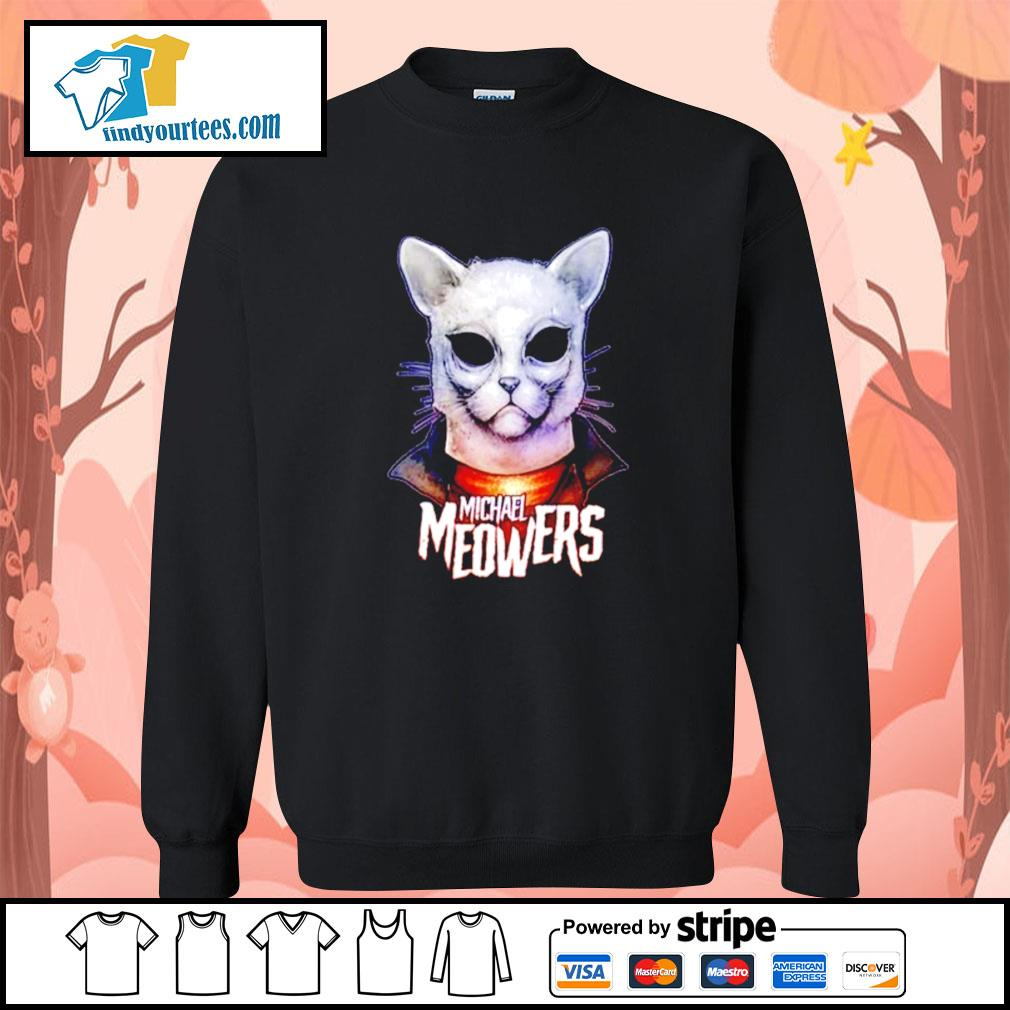 Michael Myers Michael Meowers s Sweater