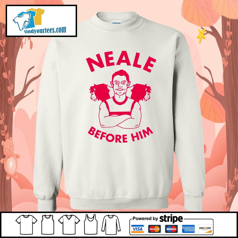 Neale before him s Sweater
