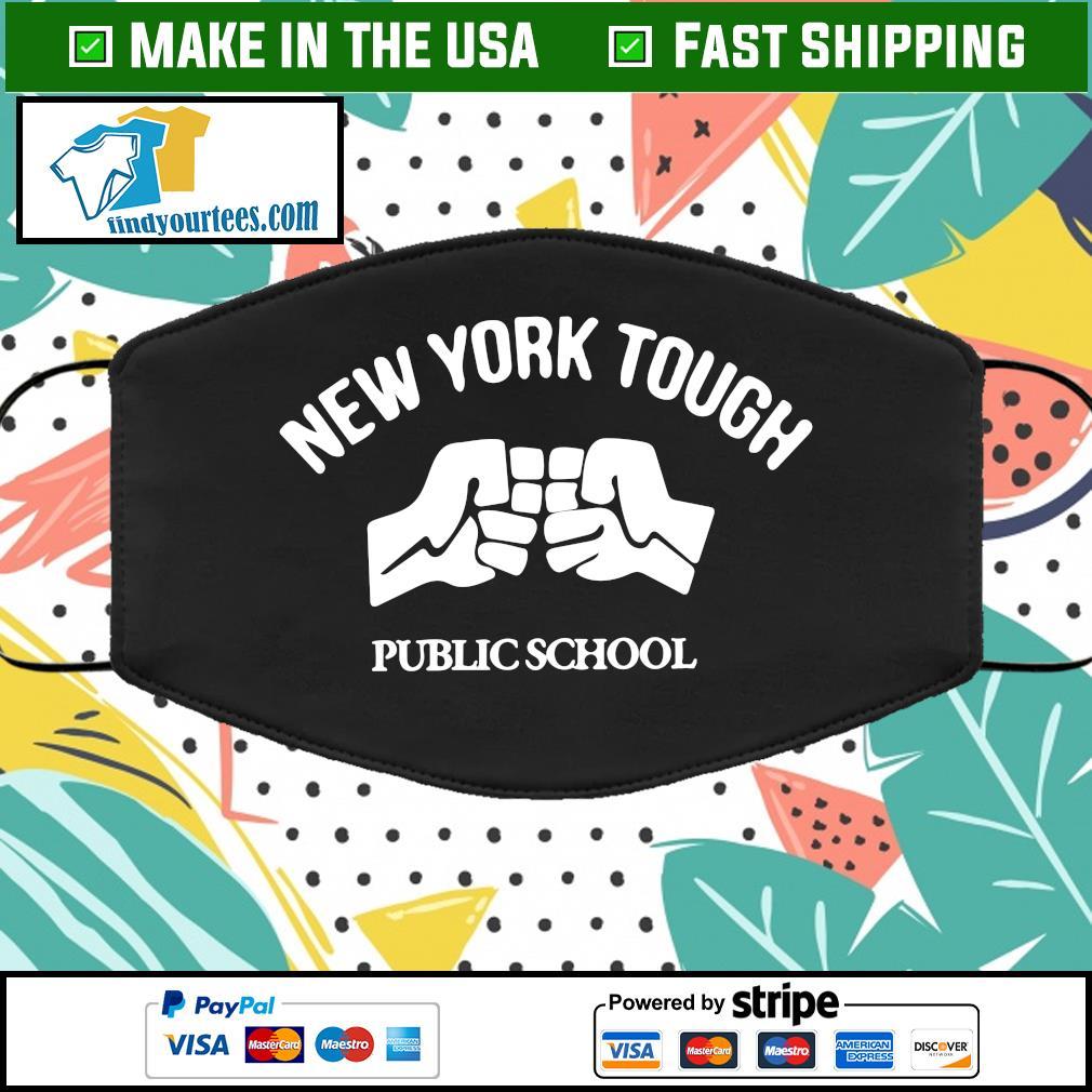 New York tough public school Face Mask Washable