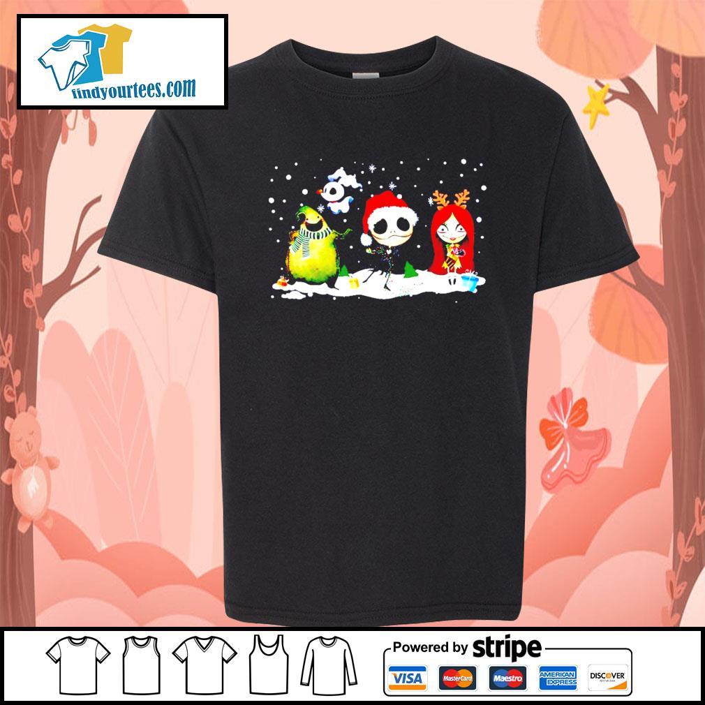 Nightmare Before Christmas s Kid-T-shirt