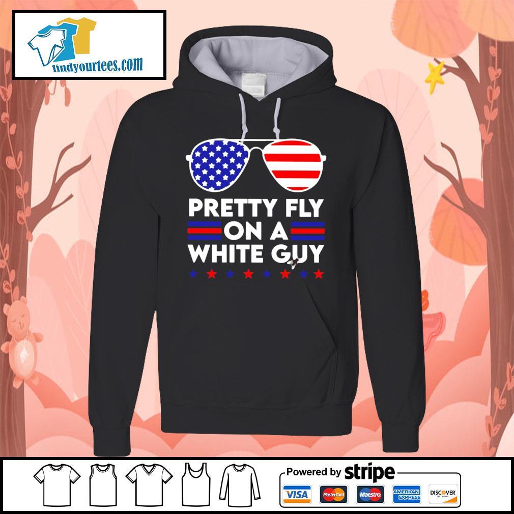 Pretty Fly on a white guy Hair Joe Biden American s Hoodie