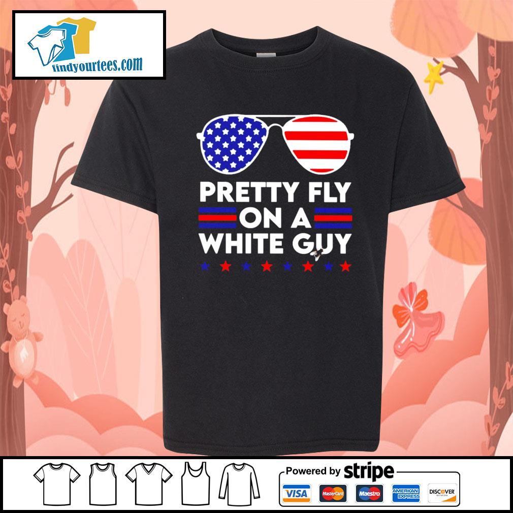Pretty Fly on a white guy Hair Joe Biden American s Kid-T-shirt