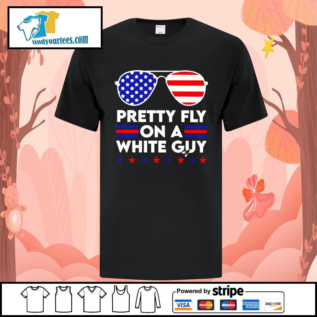 Pretty Fly on a white guy Hair Joe Biden American shirt