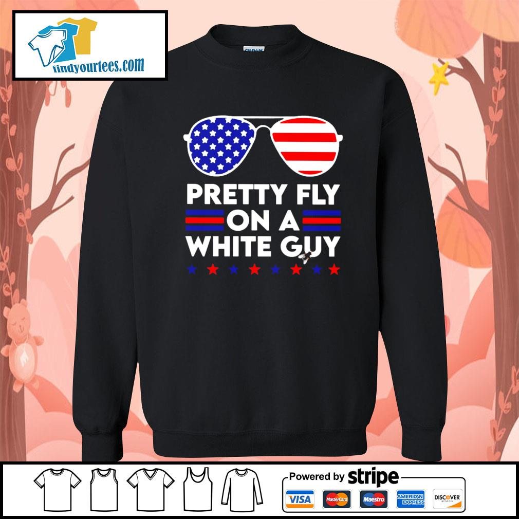 Pretty Fly on a white guy Hair Joe Biden American s Sweater
