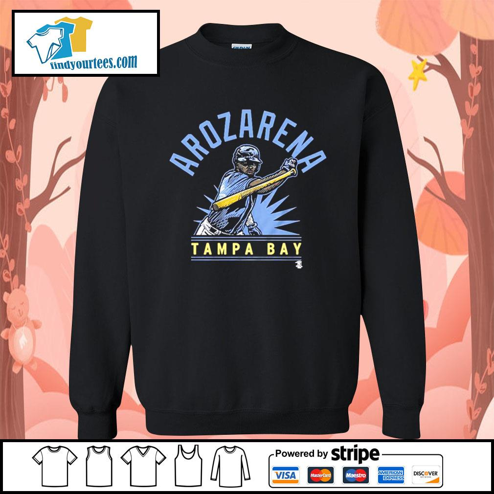 Randy Arozarena Tampa Bay Rays baseball s Sweater