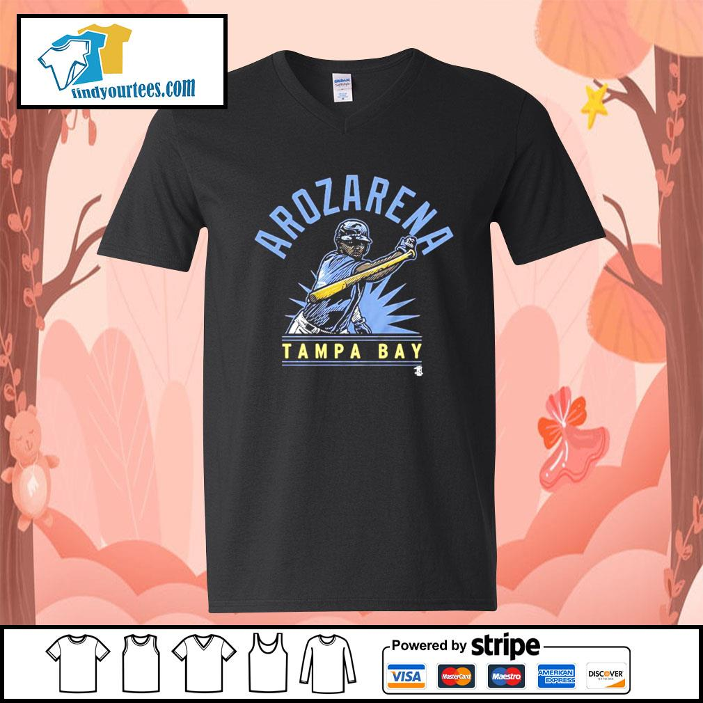 Randy Arozarena Tampa Bay Rays baseball s V-neck-T-shirt