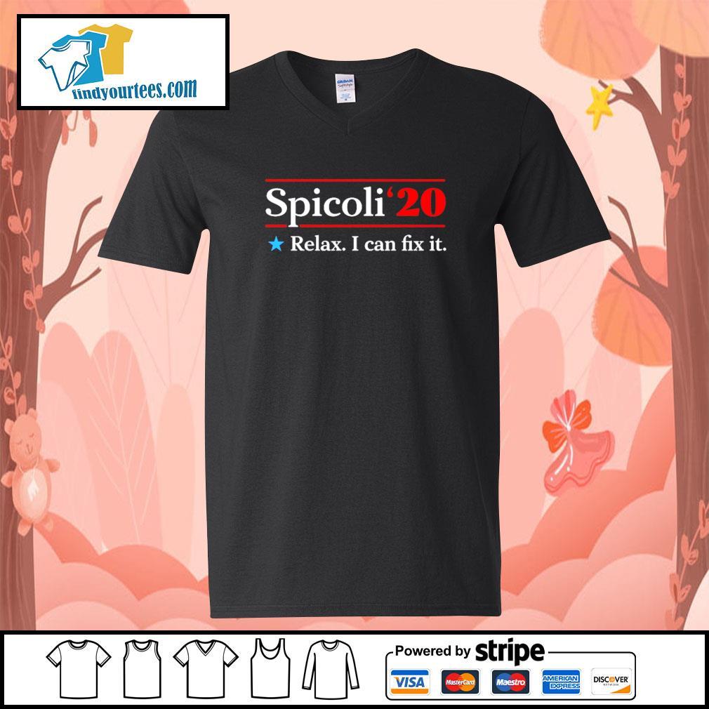 Spicoli 2020 relax I can fix it s V-neck-T-shirt