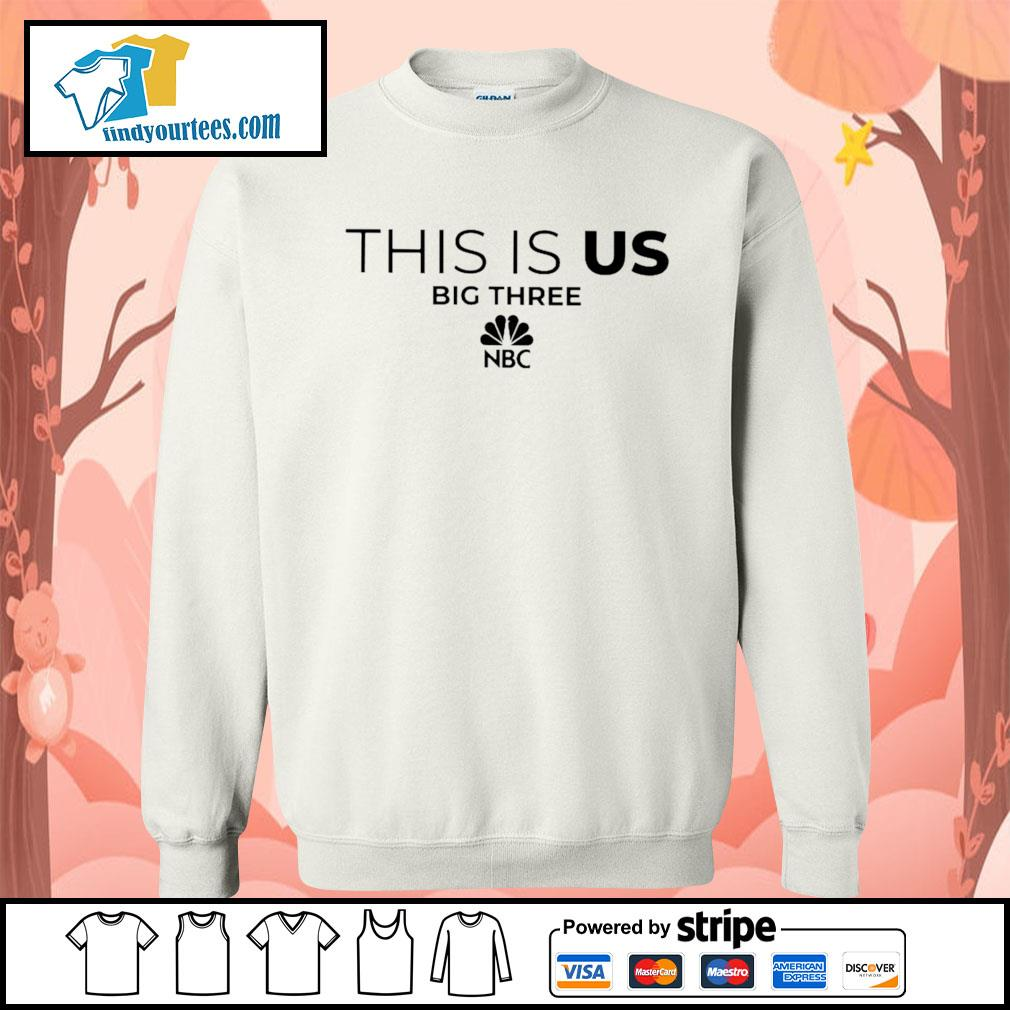 This is us big three NBC s Sweater