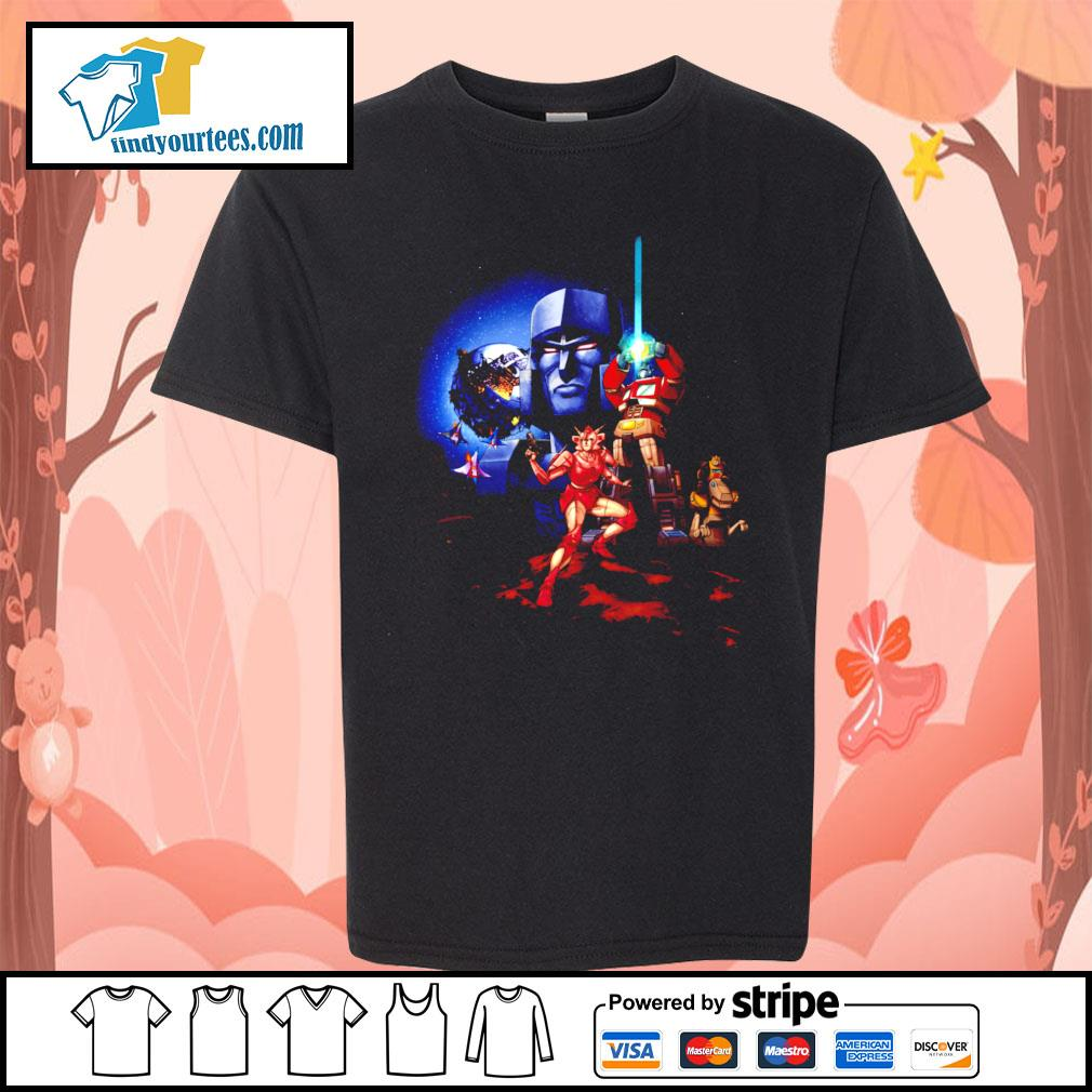 Transformers Dawn of War s Kid-T-shirt