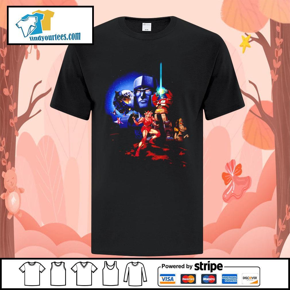 Transformers Dawn of War shirt