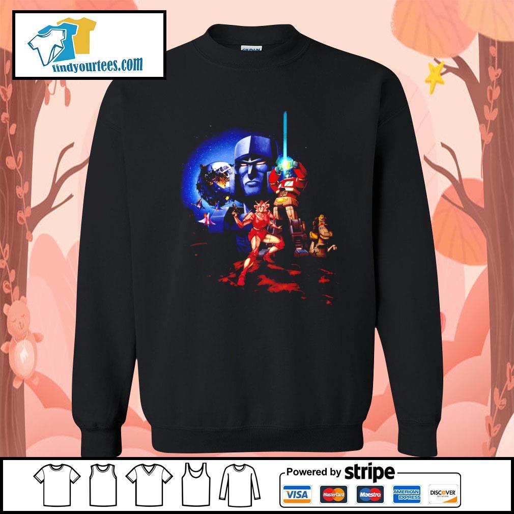 Transformers Dawn of War s Sweater