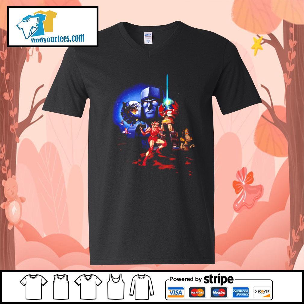 Transformers Dawn of War s V-neck-T-shirt