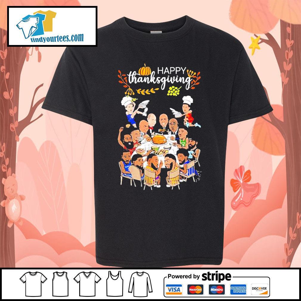 Happy thanksgiving Los Angeles world pumpkin s Kid-T-shirt