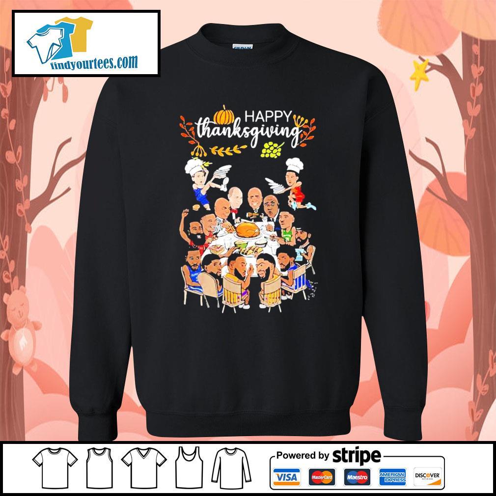 Happy thanksgiving Los Angeles world pumpkin s Sweater