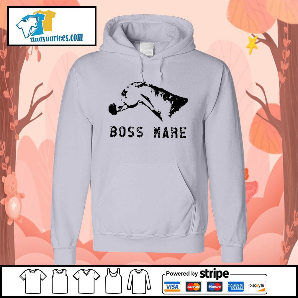 Horse boss mare s Hoodie